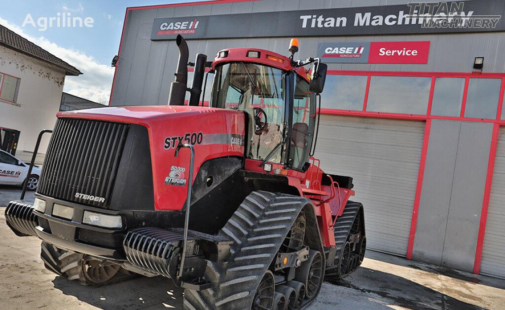 CASE IH STX 500 tractor de cadenas