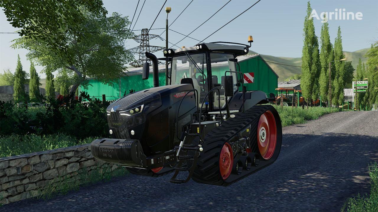 FENDT 943 Vario MT tractor de cadenas