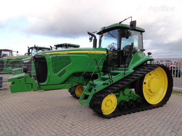JOHN DEERE 8420 T tractor de cadenas