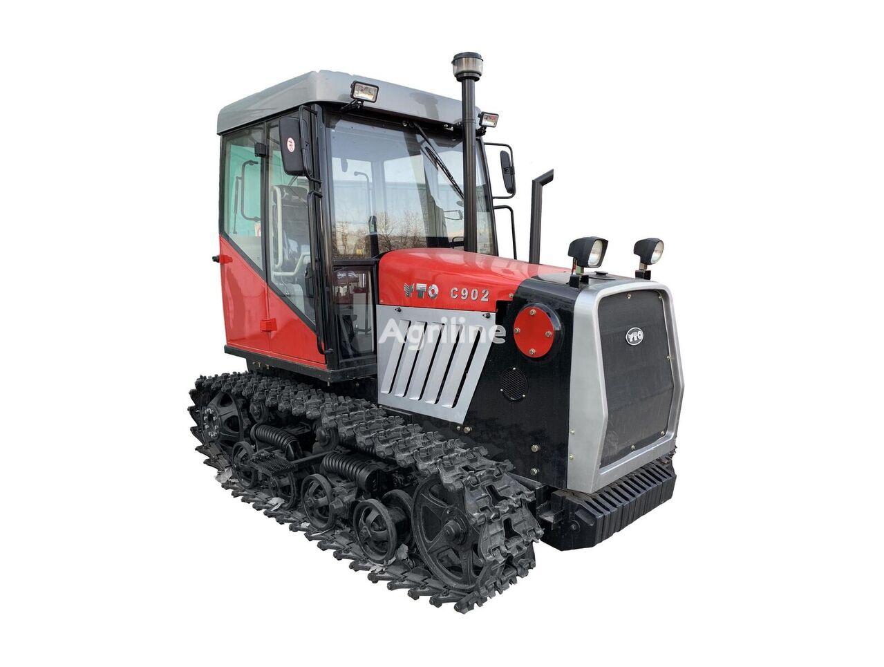 YTO C-902 tractor de cadenas nuevo