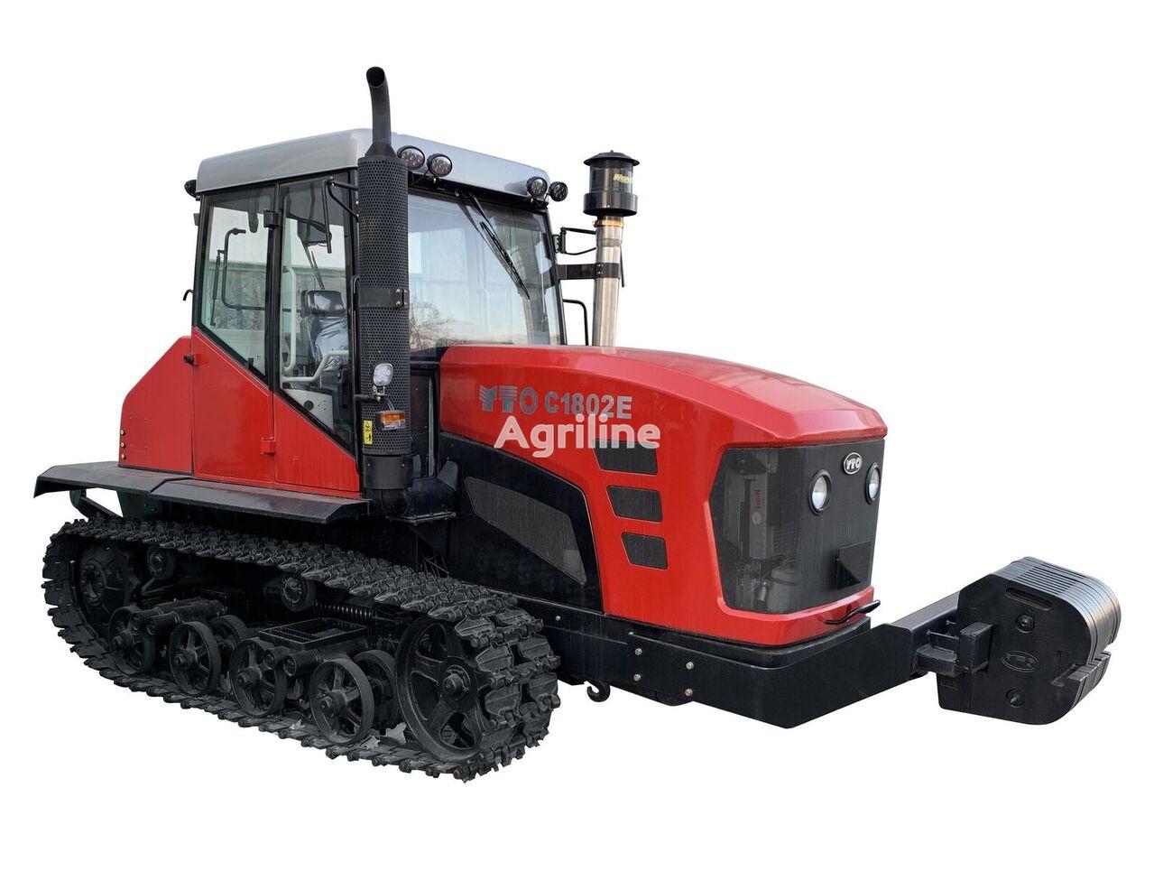YTO C1802 tractor de cadenas nuevo