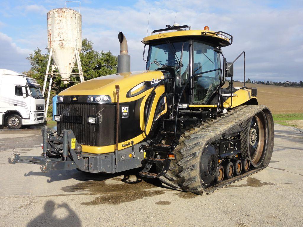 CHALLENGER MT 875 C tractor de orugas