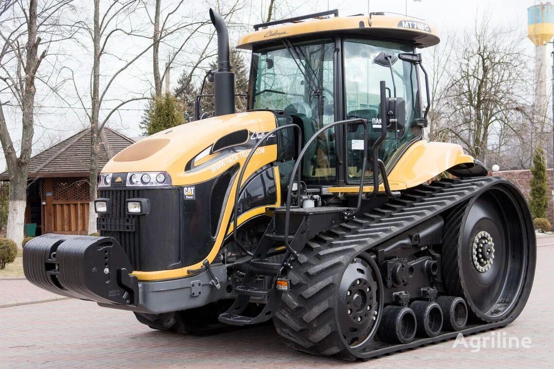 CHALLENGER MTC765C tractor de orugas