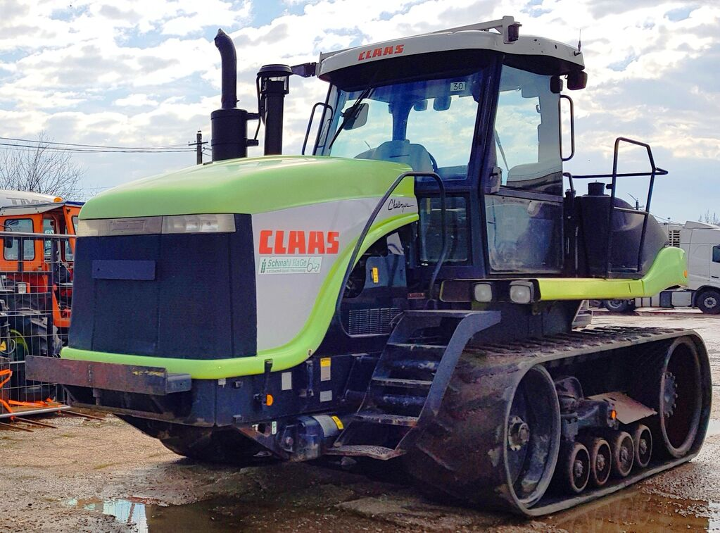 CLAAS Challenger 85E tractor de orugas