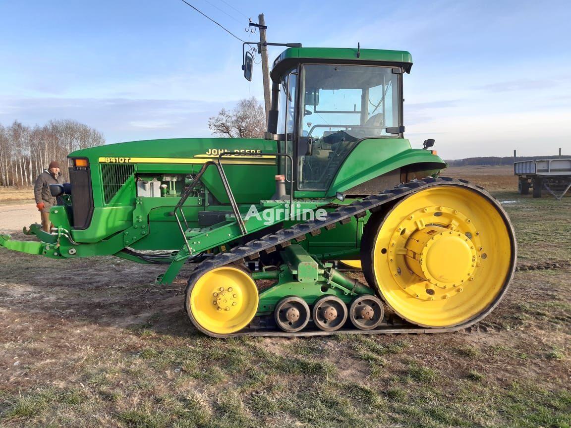 tractor de orugas JOHN DEERE 8410T