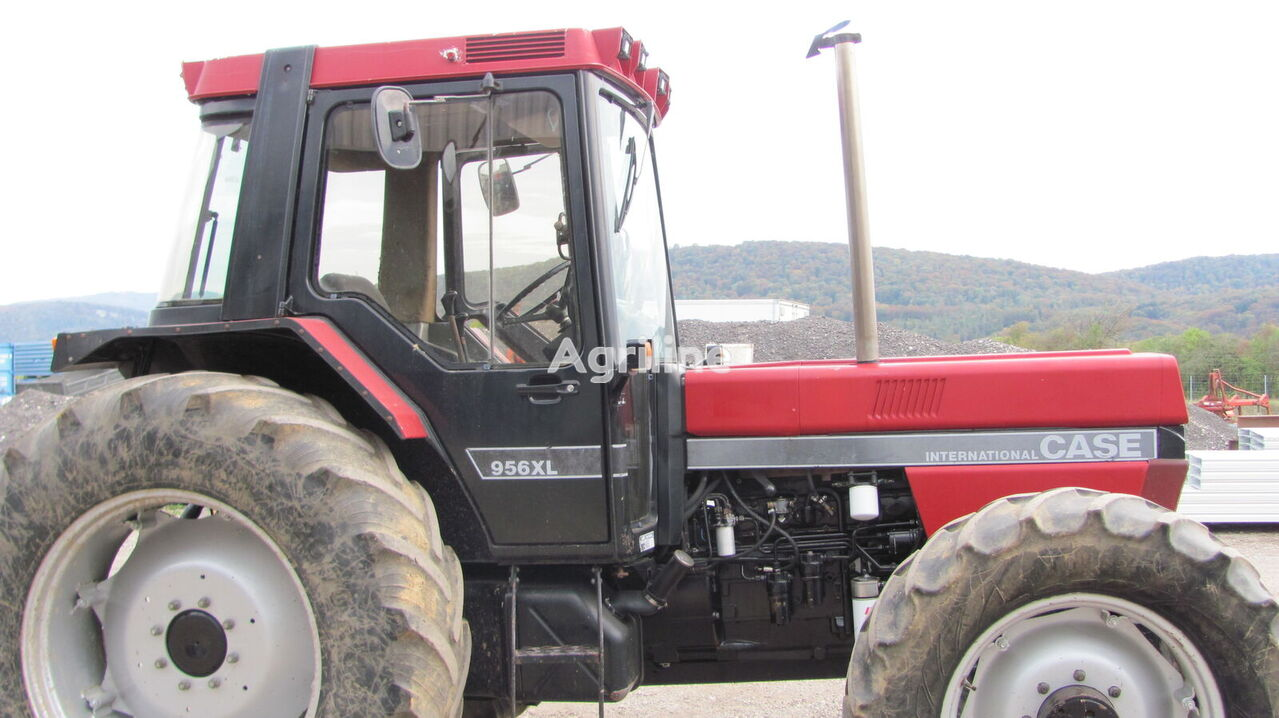 CASE IH 956 XL tractor de ruedas