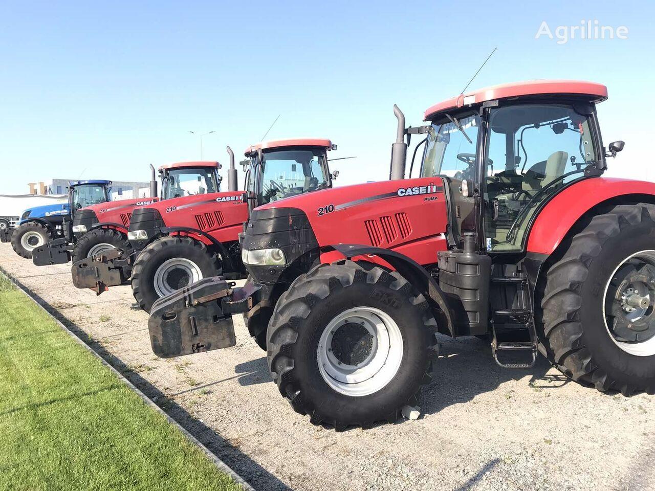 CASE IH Puma 210 tractor de ruedas