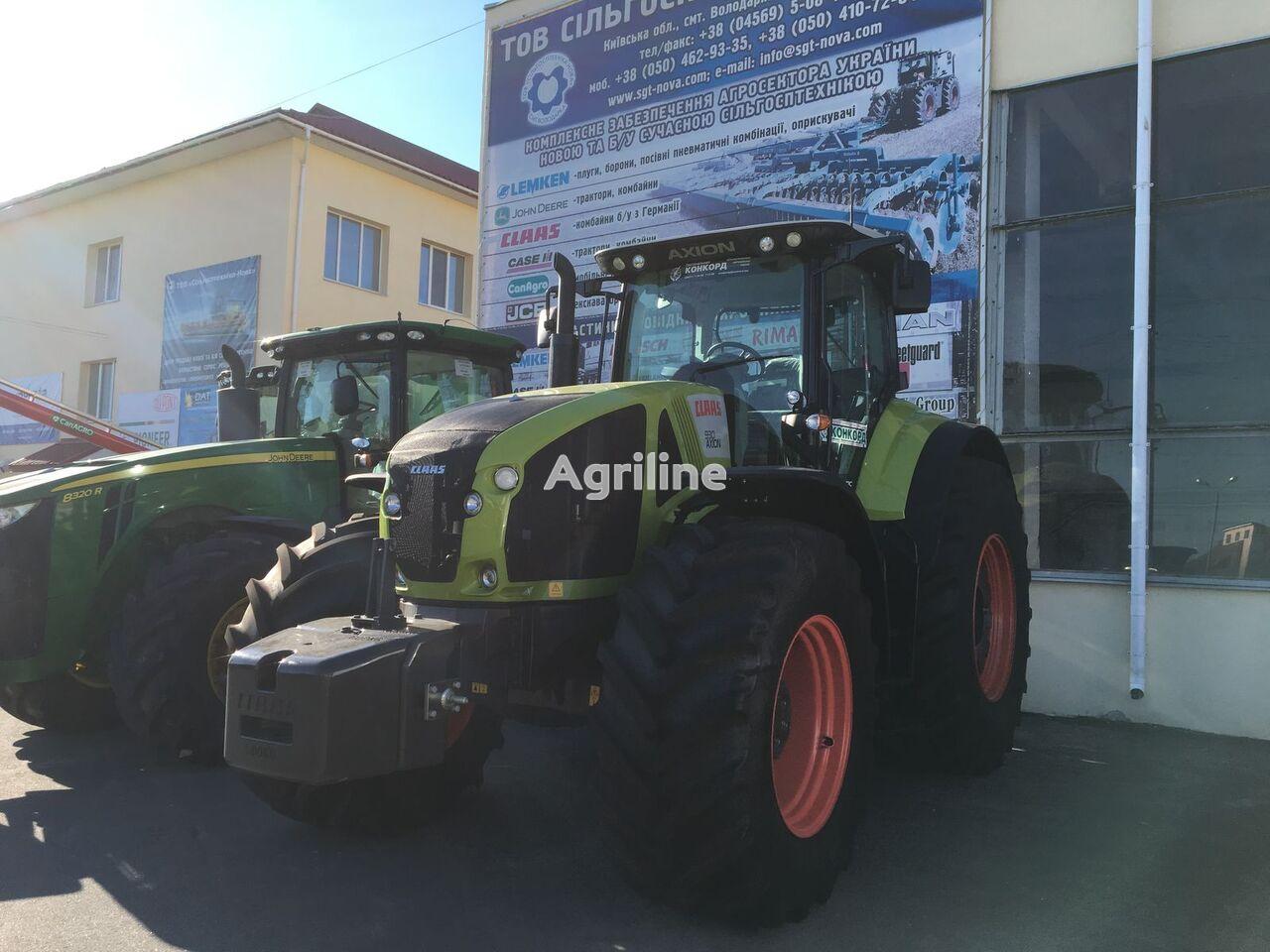 CLAAS Axion 930 tractor de ruedas