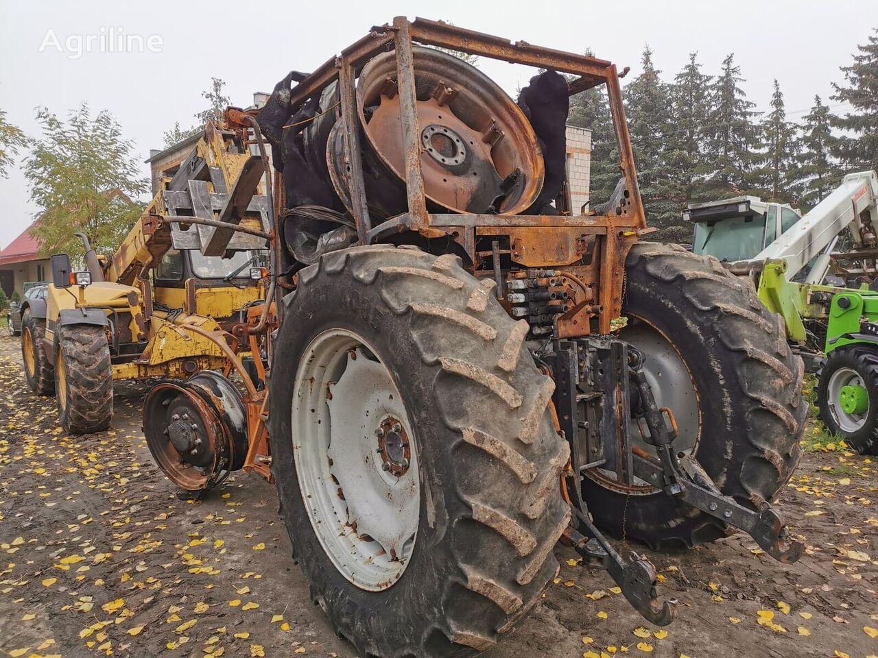CLAAS  Celtis 456 RX  tractor de ruedas