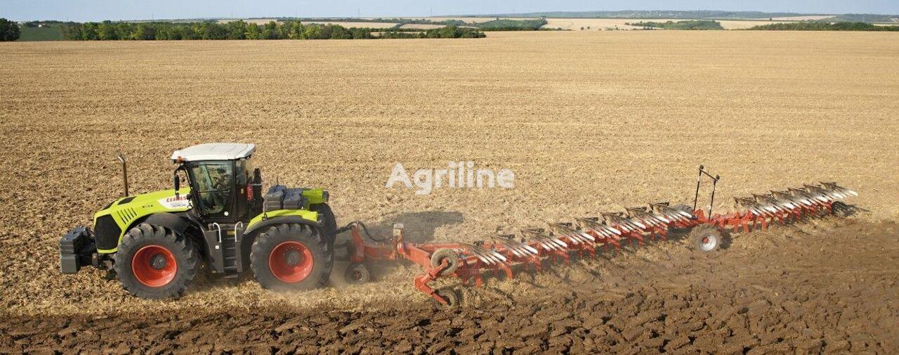 CLAAS Xerion 4000 tractor de ruedas nuevo