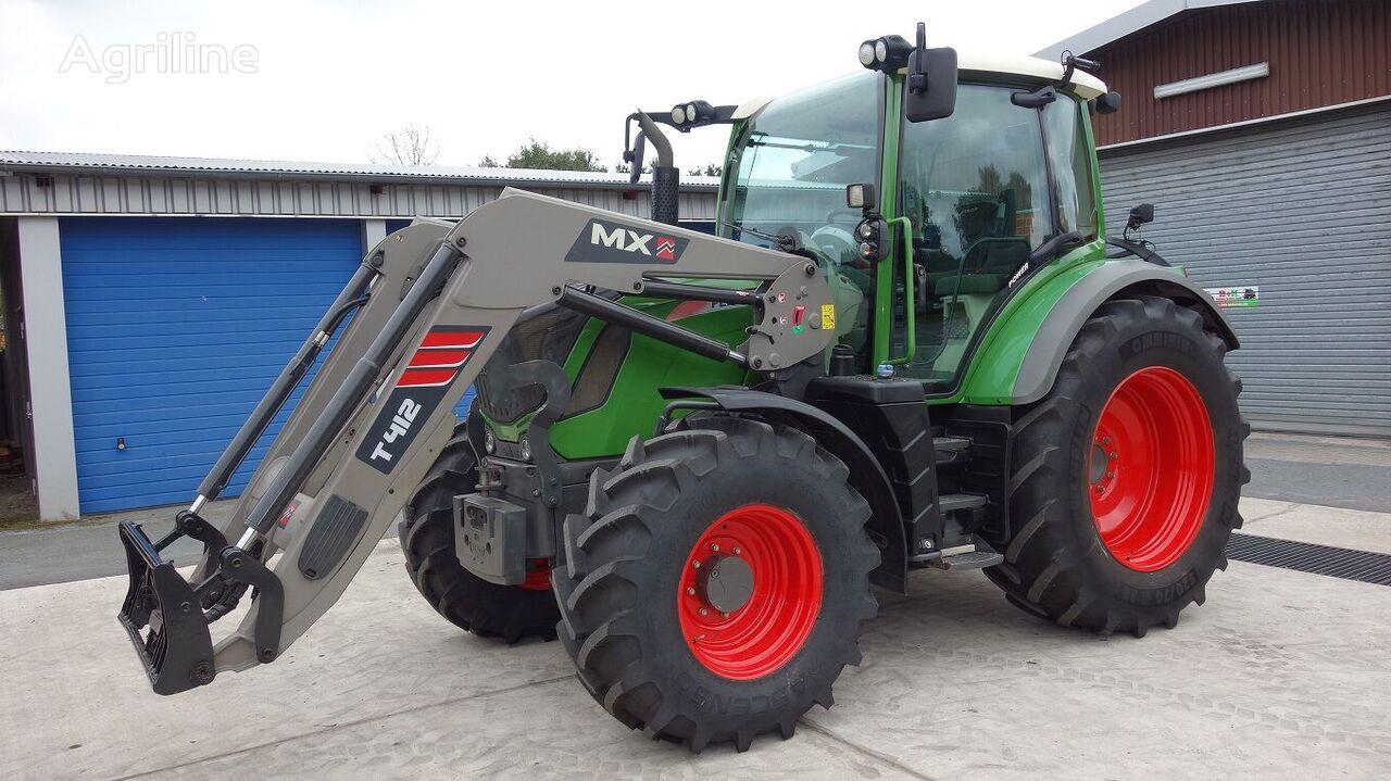 FENDT 311 S4 Vario TMS Power tractor de ruedas