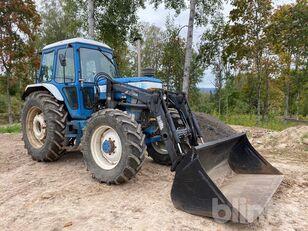 FORD 7710  tractor de ruedas