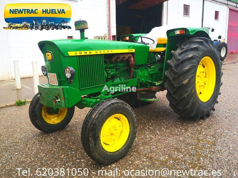 JOHN DEERE 2011 tractor de ruedas