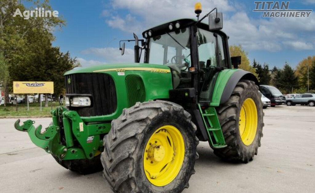 JOHN DEERE 6820 tractor de ruedas