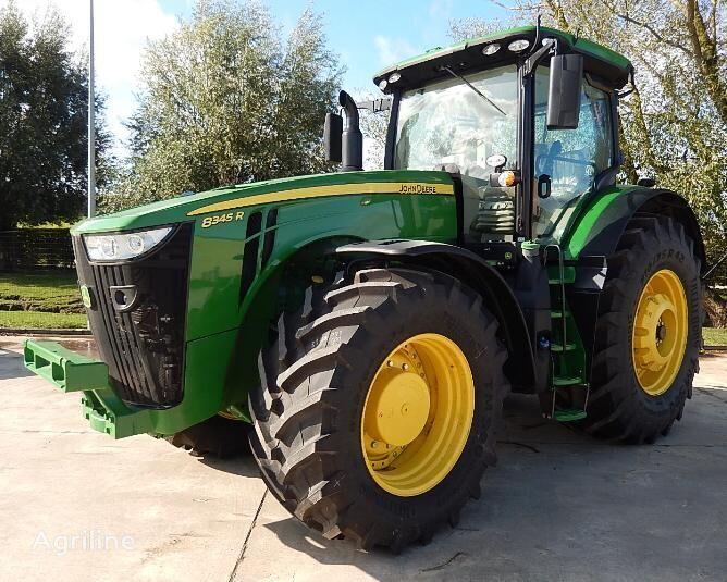 JOHN DEERE 8345R NOVYY tractor de ruedas nuevo