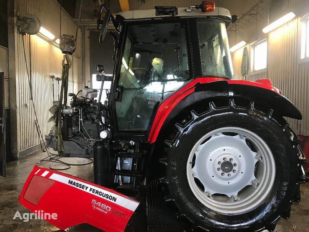 MASSEY FERGUSON 5480 Dismantled for spare parts tractor de ruedas para piezas