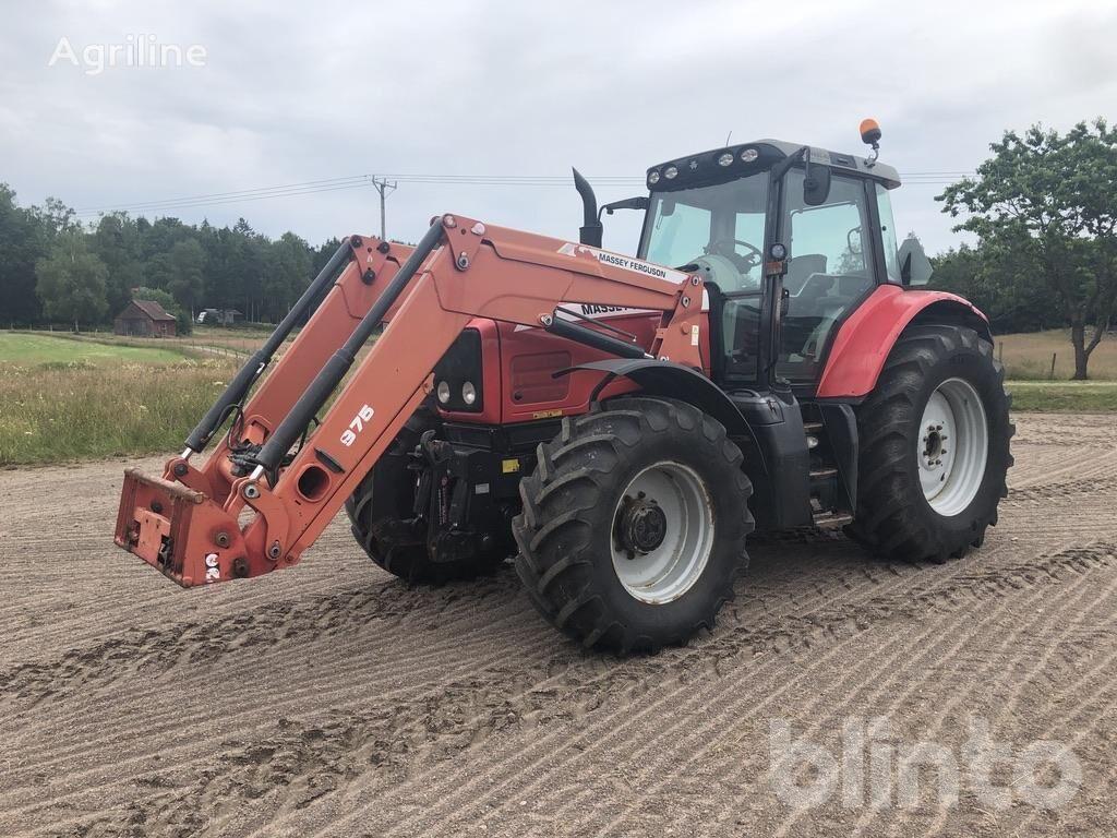 MASSEY FERGUSON 7485 Dyno VT tractor de ruedas