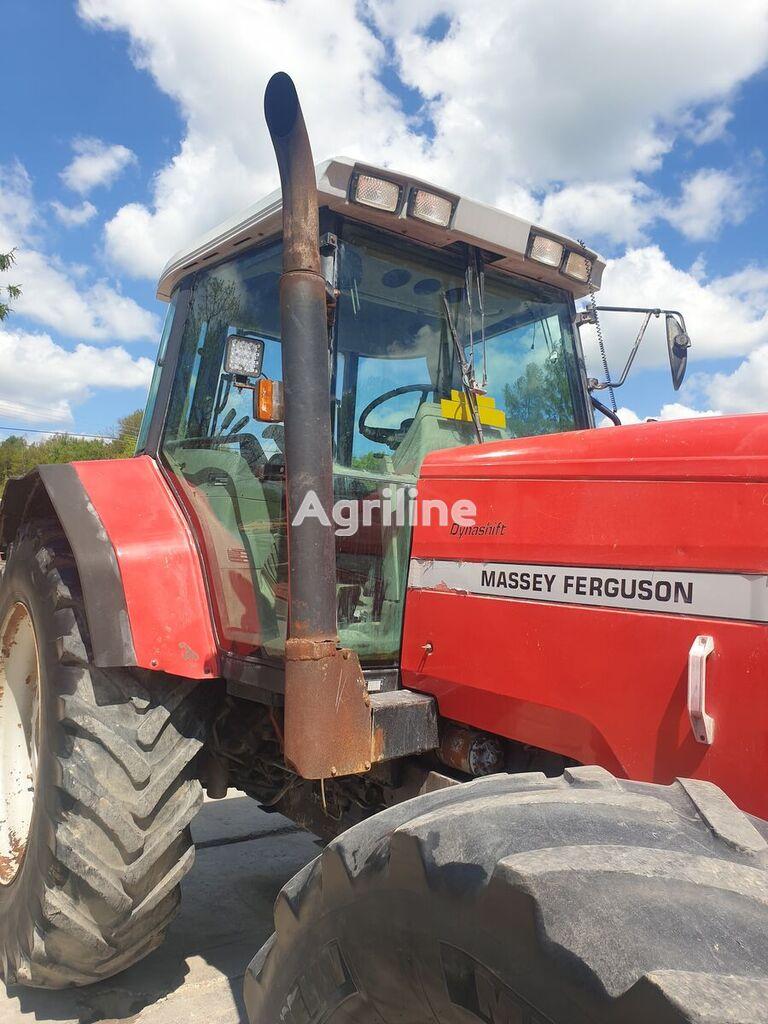 MASSEY FERGUSON 8150 tractor de ruedas