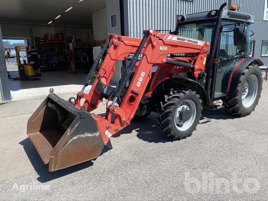 MASSEY FERGUSON HTR2 tractor de ruedas