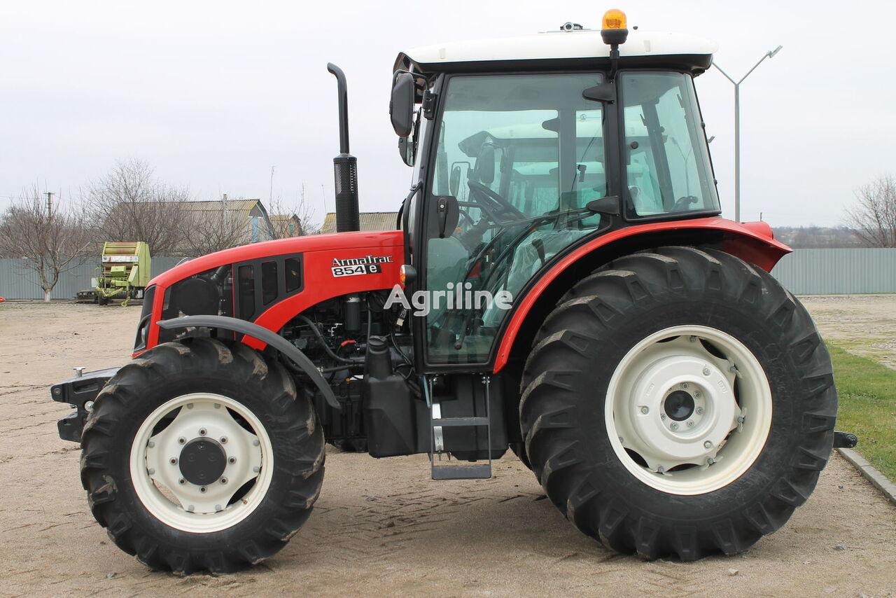 ARMATRAC 854e+ tractor de ruedas nuevo