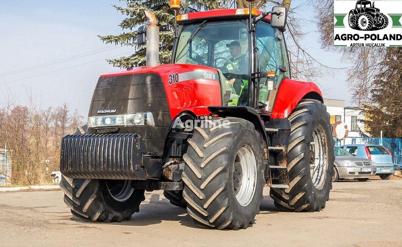 CASE IH MAGNUM 310 - 2006 ROK tractor de ruedas