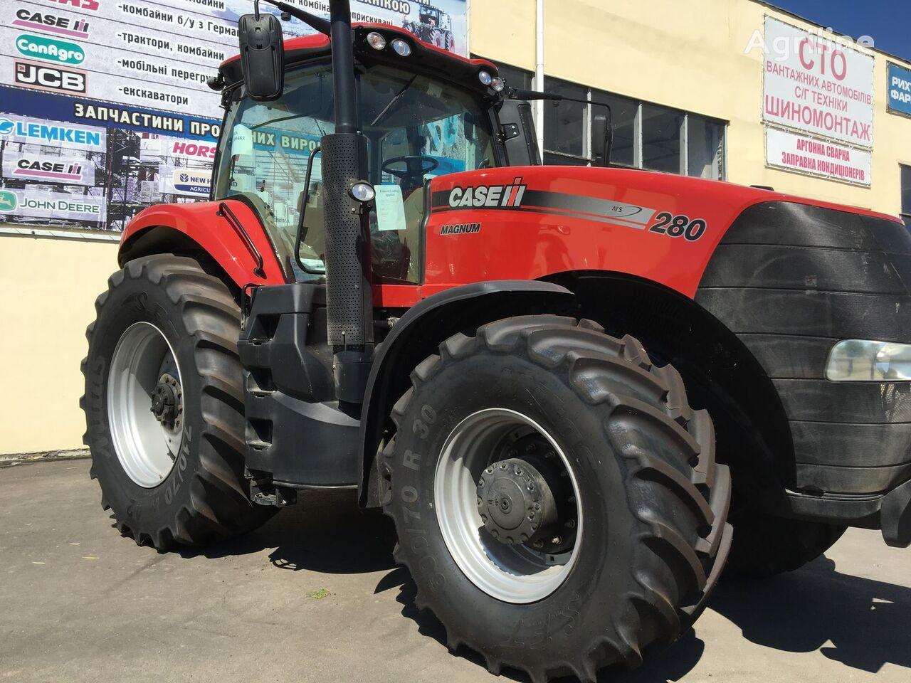 tractor de ruedas CASE IH Magnum 280 nuevo