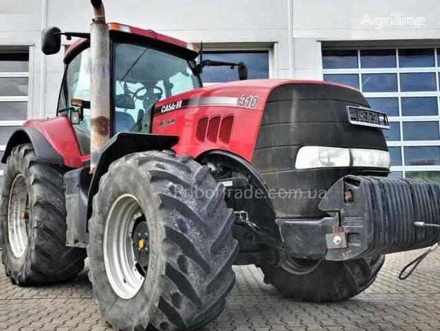 CASE IH Magnum 310 EKSPERTIZA DO POKUPKI tractor de ruedas