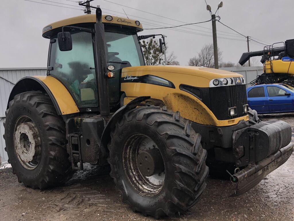 CHALLENGER MT685C tractor de ruedas