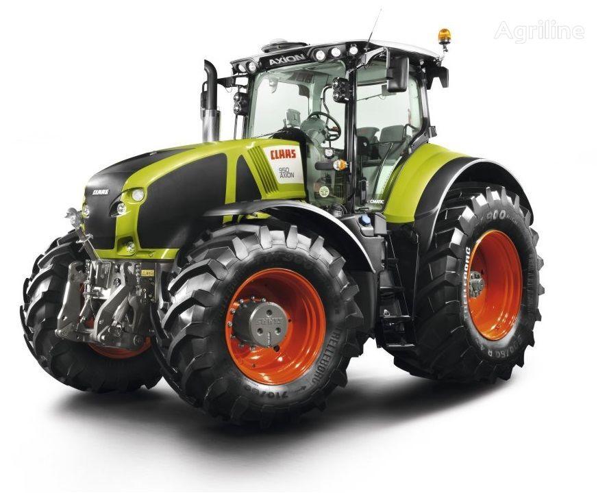 CLAAS AXION 930 tractor de ruedas nuevo