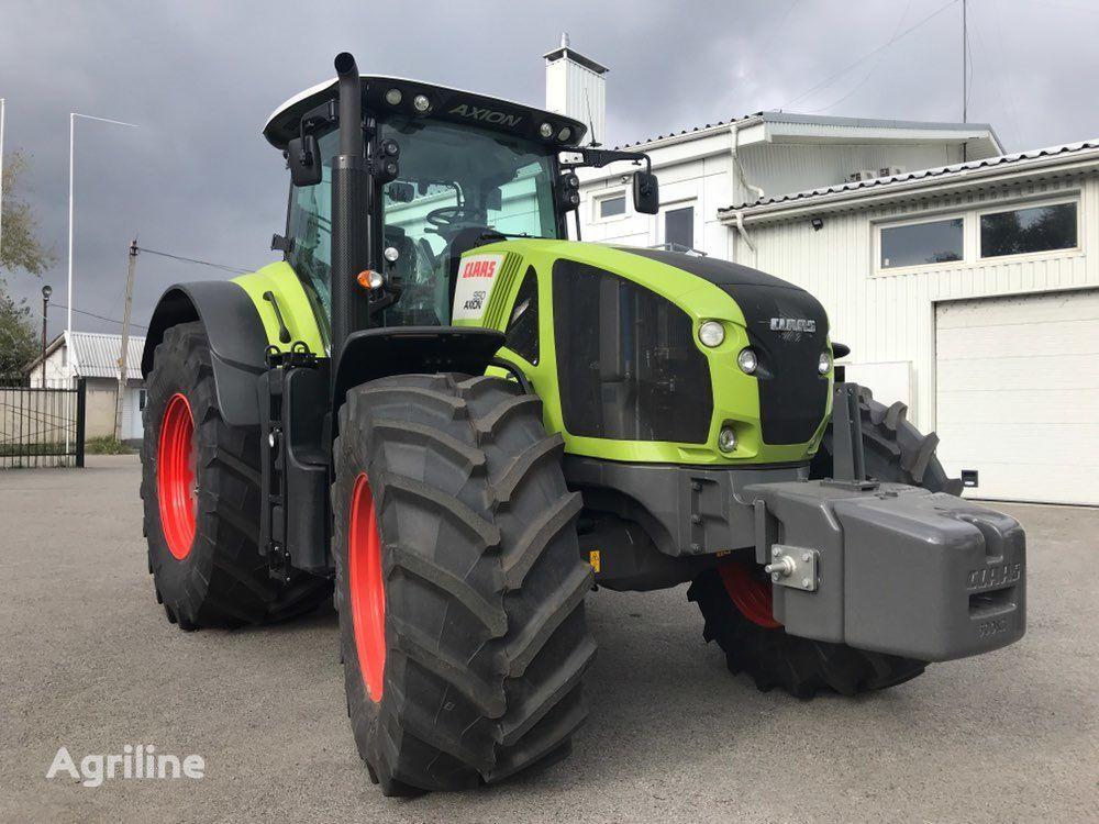 CLAAS AXION 950 tractor de ruedas nuevo