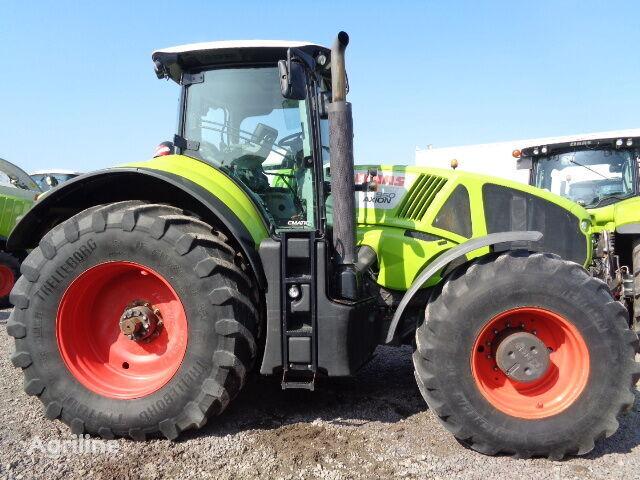 CLAAS AXION 950 tractor de ruedas