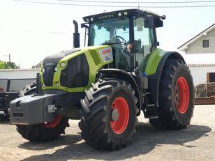 CLAAS Axion 850 tractor de ruedas