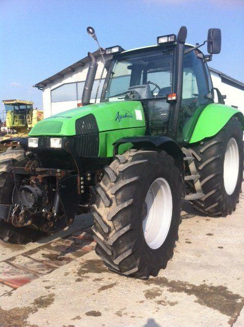 tractor de ruedas DEUTZ-FAHR AGROTRON 155 TTV