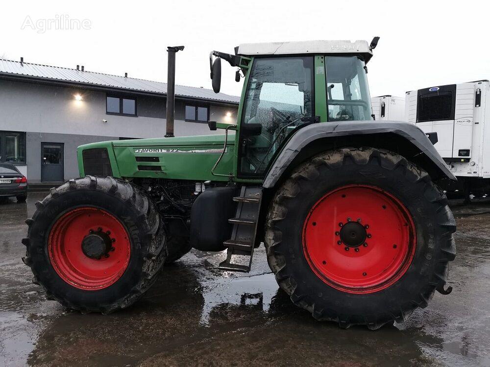 FENDT 824 favorit jak 822 tractor de ruedas