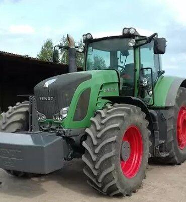 FENDT 936 Vario №618 tractor de ruedas