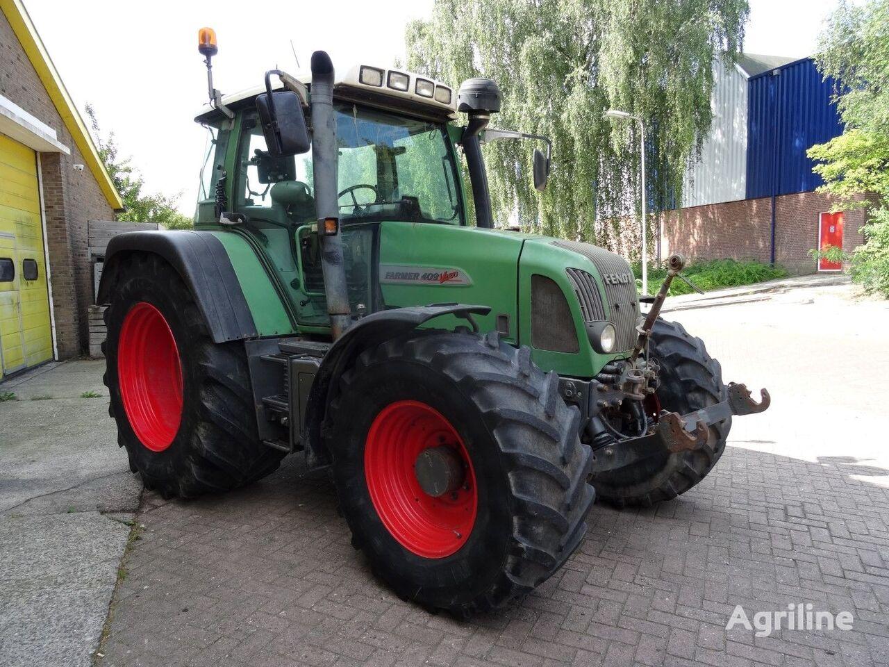 FENDT Farmer 409 Vario tractor de ruedas