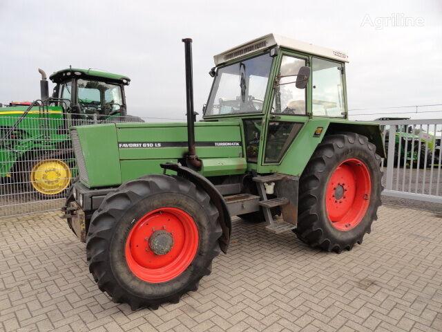 FENDT Favorit 610 LS tractor de ruedas