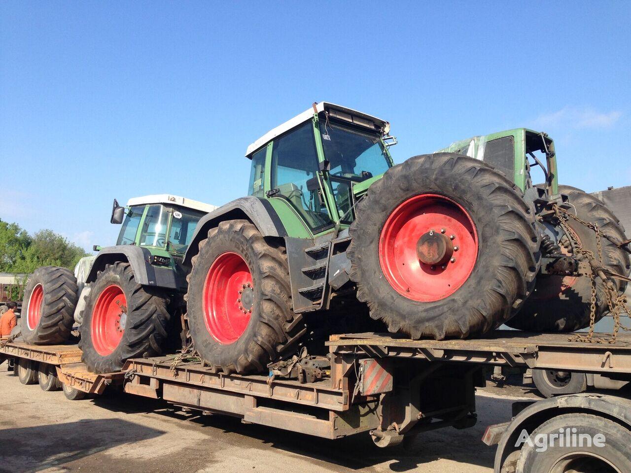 FENDT Favorit 822,824 zapchasti novye i b/u tractor de ruedas para piezas