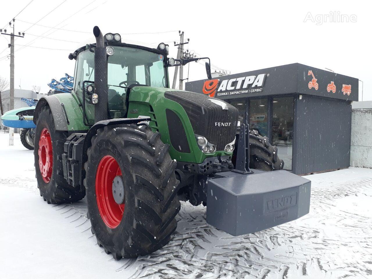 FENDT Vario 936 tractor de ruedas