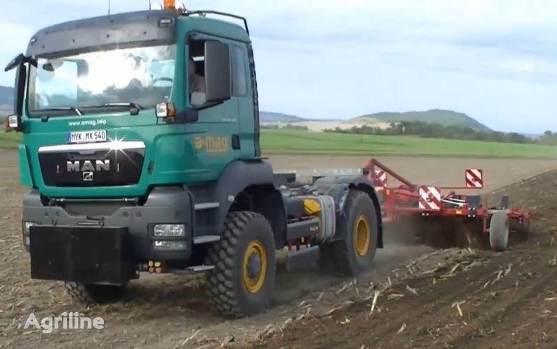 FENDT man-trac.ru tractor de ruedas