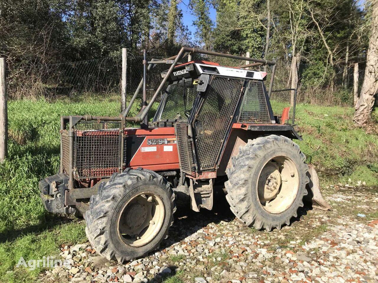 FIAT AGRI 82.94DTHL4 tractor de ruedas
