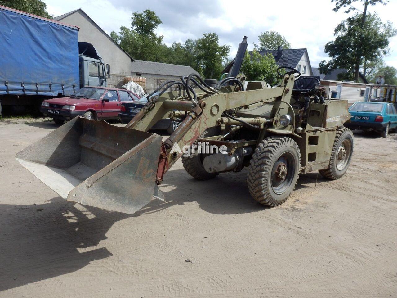FORTSCHRITT HT 140  4X4 tractor de ruedas