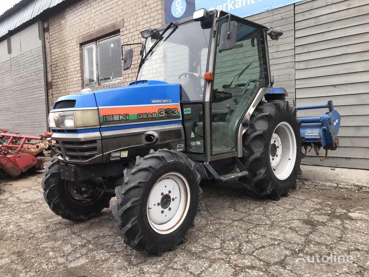 ISEKI TG333 tractor de ruedas