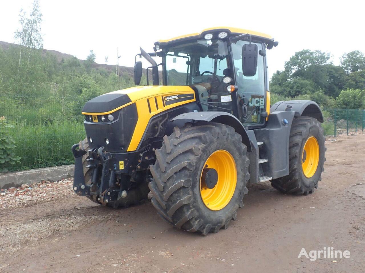 JCB Fastrac 4220 tractor de ruedas