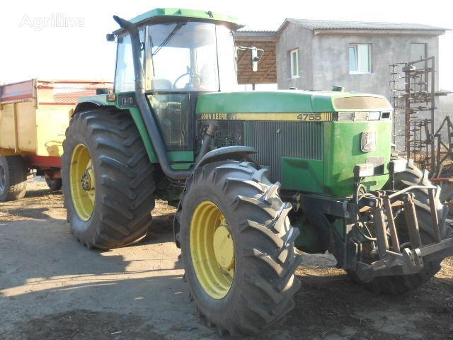 JOHN DEERE 4755 tractor de ruedas