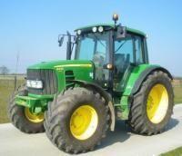 JOHN DEERE 6430 tractor de ruedas
