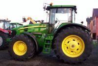 JOHN DEERE 7930 tractor de ruedas
