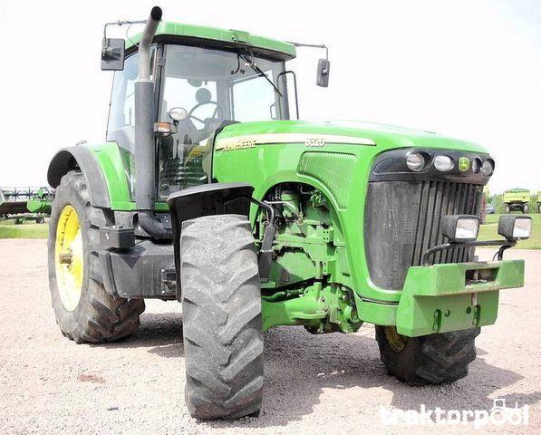 JOHN DEERE 8320 tractor de ruedas