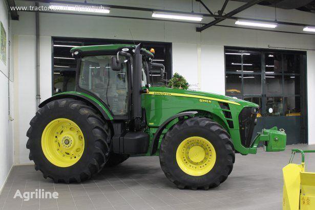 JOHN DEERE 8320R tractor de ruedas nuevo