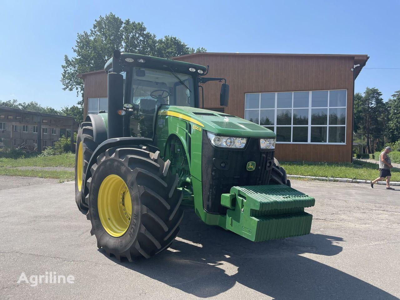 JOHN DEERE 8320R NOVIY tractor de ruedas nuevo